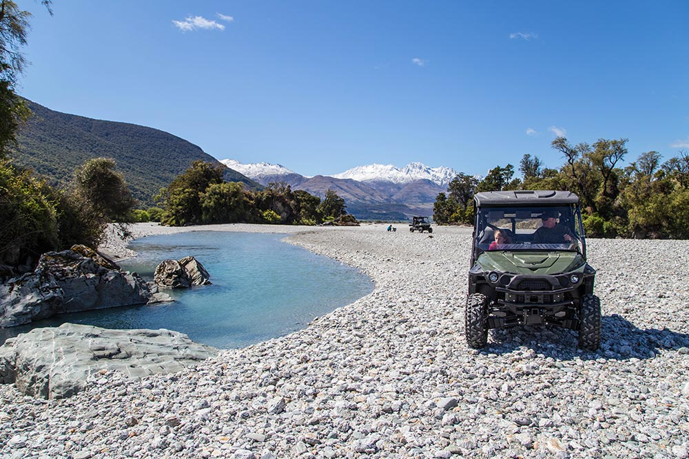 Glenorchy Adventures - Funyaks, Dart River